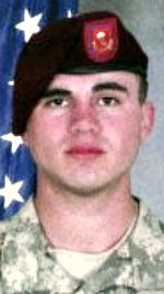 Army SPC Johnathan B. Chism, 22, of Gonzales, Louisiana. Died January 20, 2007, serving during Operation Iraqi Freedom. Assigned to 2nd Battalion, 377th Parachute Field Artillery Regiment, 4th Brigade Combat Team, 25th Infantry Division, Fort Richardson, Alaska. Died of injuries sustained from rocket-propelled grenades and small-arms fire when his patrol was ambushed during combat operations in Karbala Province, Iraq.