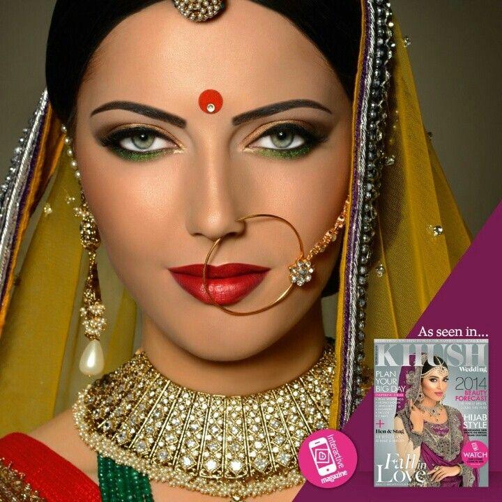 Rajasthani Bridal Make Up