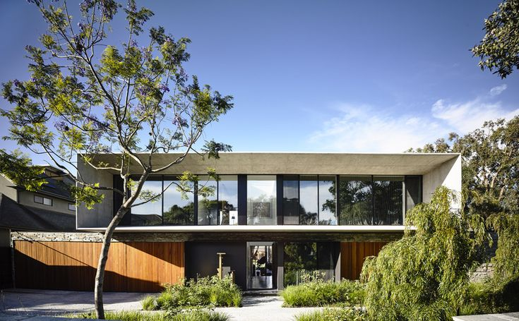Concrete House VIC by Matt Gibson Architecture + Design | Australian Interior Design Awards 2015 #victoria #residentialhomes