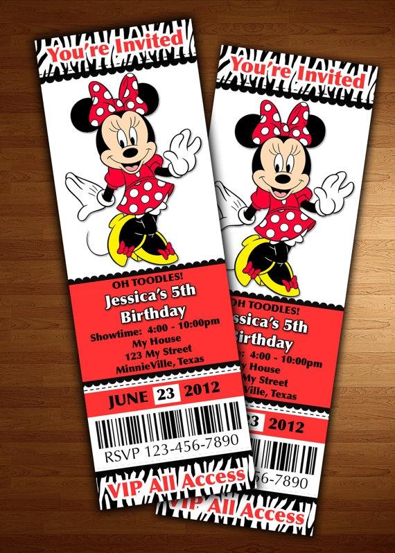 88 best Birthday Invites images on Pinterest Birthday party - ticket invitation
