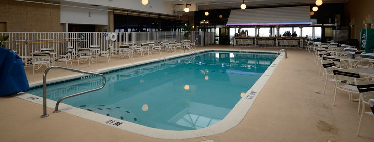 Horizons Seafood Buffet - The Clarion Resort Hotel is the finest in Ocean City, MD