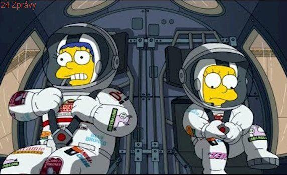 Simpsonovi cz nová série Vzhůru na Mars [1/2]