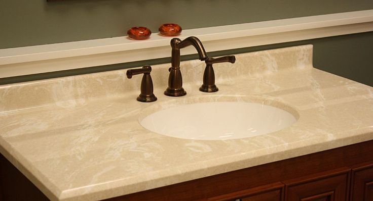 Best 25 cultured marble shower ideas on pinterest - Faux marble bathroom countertops ...