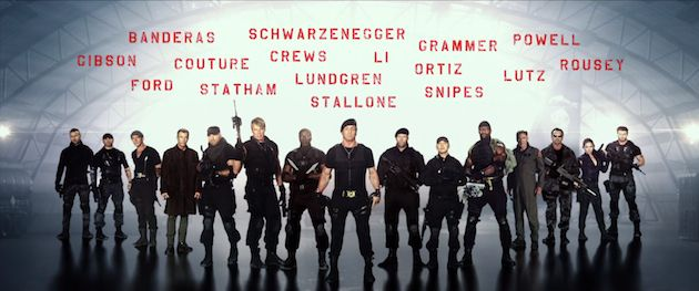 The Expendables 3 - Teaser Trailer - http://www.kdbuzz.com/?the-expendables-3-teaser-trailer