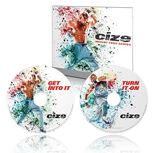 Shaun T's CIZE Weight Loss Series DVD Workouts... Get a sexy, slim, and toned dancer's body FASTER with these next-level dance courses. The fast-paced, fat-blasting moves will have you dripping with sweat for your hottest body ever.2 NEXT-LEVEL DANCE COURSESGET INTO IT -Dance and break a sweat to HE AIN'T WITH ME NOW, originally......http://bit.ly/2oz5nHF