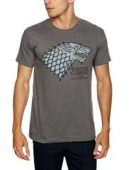 Camiseta Winter Is Coming – Juego de Tronos