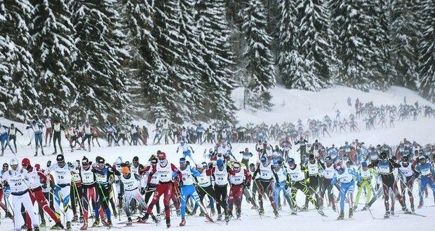 Grand événement jurassien : La Transjurassienne   Course de ski de fond - début février   © Trans'organisation   #JuraTourisme #Jura