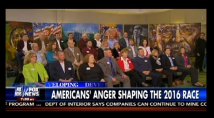 "Fox ""News"" Focus Group So Mad They Can't Do Racism In Public Any More Read more at http://wonkette.com/597999/fox-news-focus-group-so-mad-they-cant-do-racism-in-public-any-more#pPHPY0Pes6r5KK85.99"