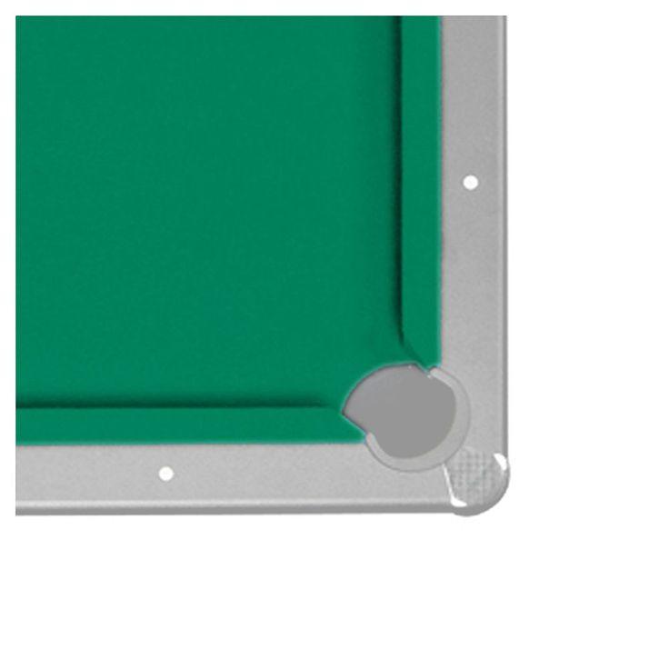 Championship Saturn II Felt 7-ft. Billiard Pool Table Cloth Set, Green