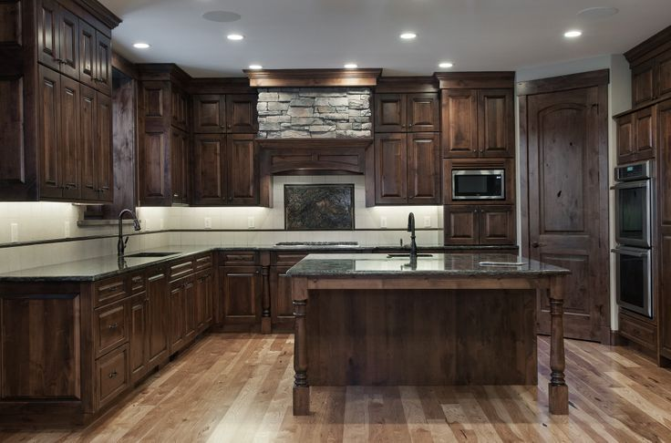 Kitchen Home Built By Cameo Homes Inc In JeremyRanch ParkCity