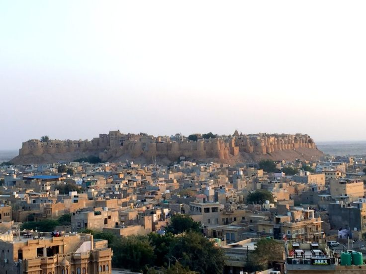 Why Visit Jaisalmer, Rajasthan. India also known as the Golden City