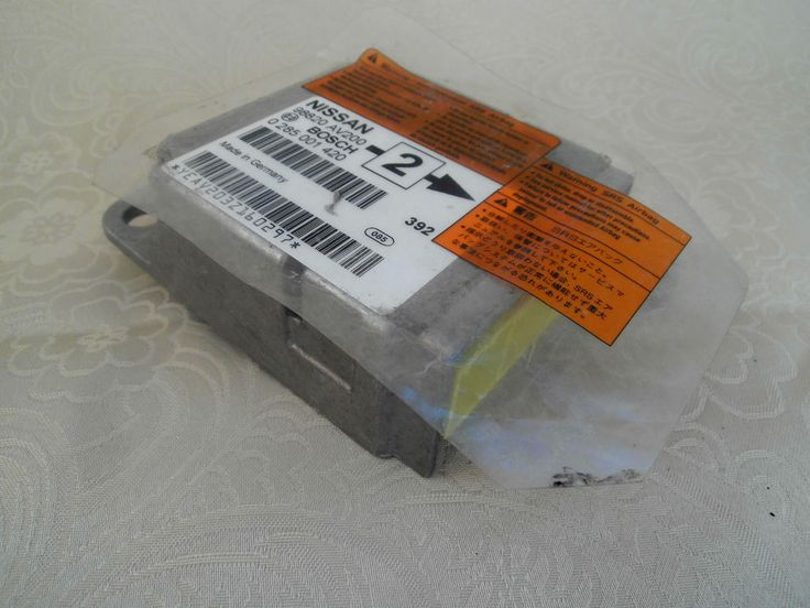 98820AV200 Airbagsteuergerät Nissan Primera III P12