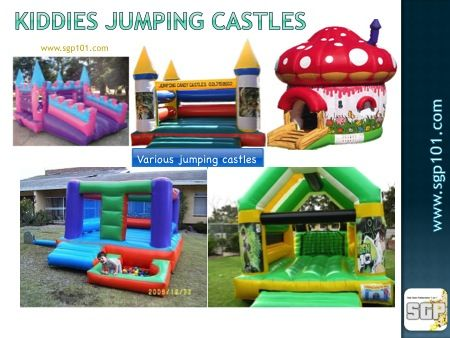 jumping castles and so much more
