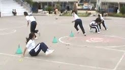 ejercicios de educacion fisica para secundaria - YouTube