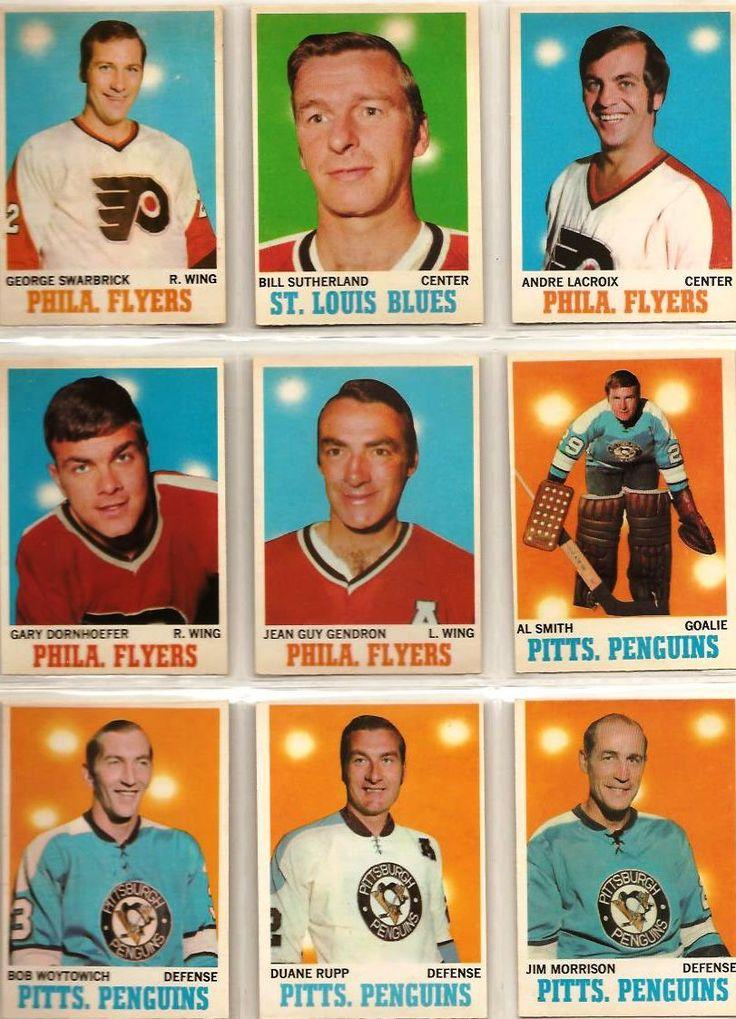 82-90 George Swarbrick, Bill Sutherland, Andre LaCroix, Gary Dornhoefer, Jean…
