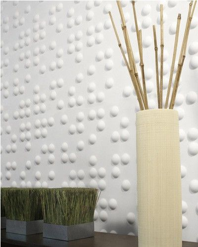 27 Wall Paneling: Interior Ideas Interiorforlife.com white wall panels