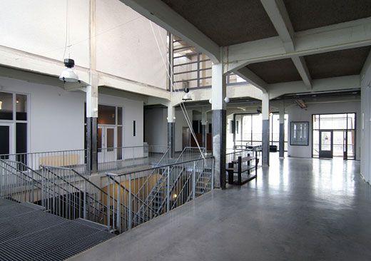 Mark - Werkplek te huur in Loods 6, KNSM-eiland ( Amsterdam )