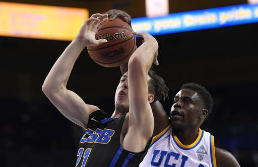 2016-'17 shaping up to be Steve Alford's best season = The truest measure of a college basketball team's success comes in March. Conference titles and NCAA Tournament victories provide the ultimate yardstick for a season. UCLA embarks on….