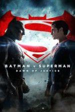 Batman v Superman: Dawn of Justice 2016 poster