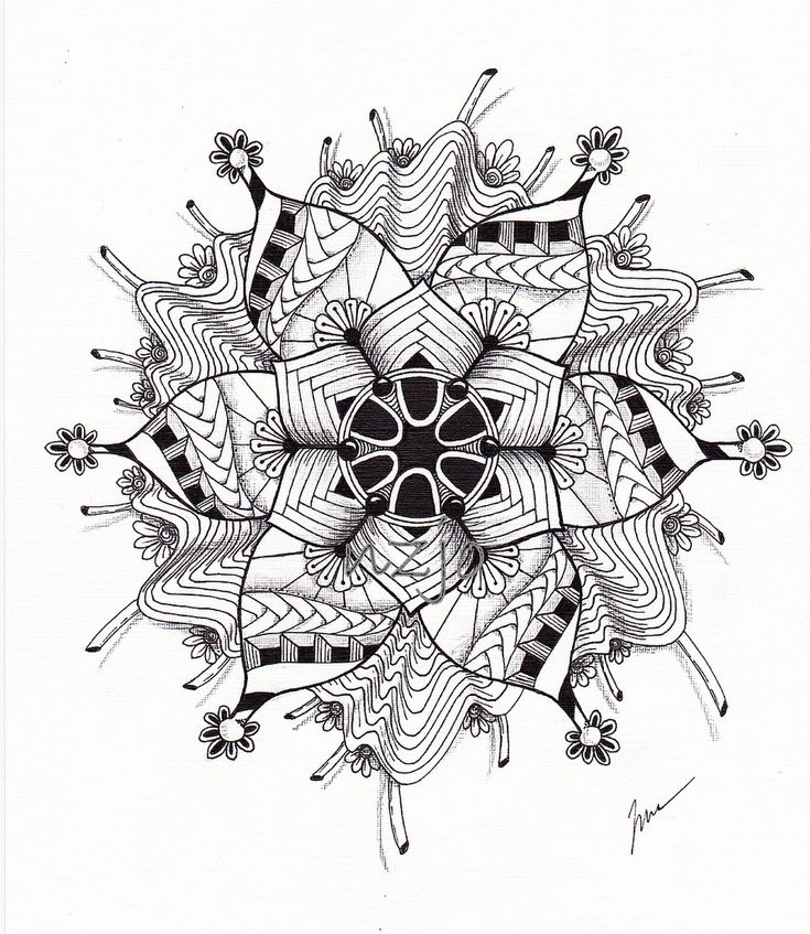 1000  images about zentangle  doodles on pinterest