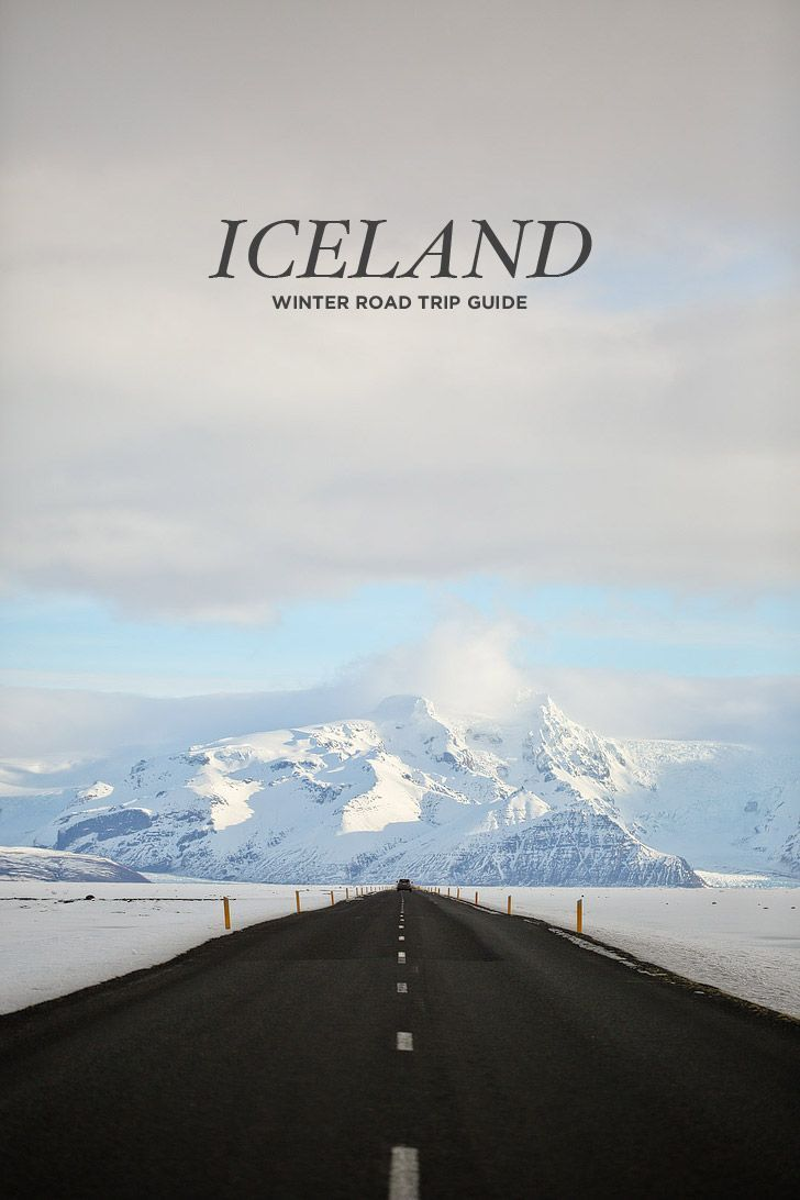 Iceland Winter Road Trip Guide (The Best Stops + Places to Avoid) // http://localadventurer.com