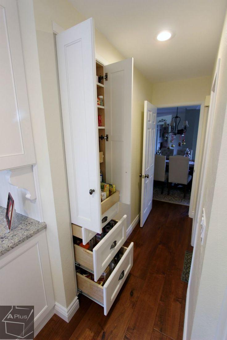 Mejores 94 imágenes de 92 - Orange - Kitchen Remodel with Custom ...