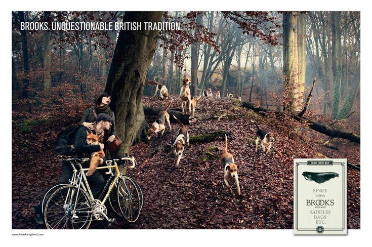 We need more bike brands like Brooks.