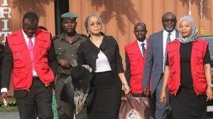 Justice O.H. Oshodi of the State High Court sitting in Ikeja Lagos on Thursday June 1 2017 admitted in evidence a document tendered by the Economic and Financial Crimes Commission EFCC against a serving Federal High Court judge Rita Ofili-Ajumogobia.  Ofili-Ajumogobia is standing trial alongside Godwin Obla a Senior Advocate of Nigeria SAN on a 30-count charge bordering on an alleged perversion of the course of justice unlawful enrichment and forgery. The defendants allegedly committed the…