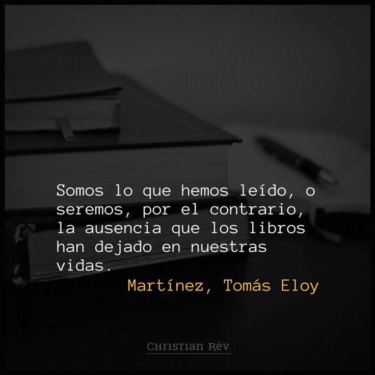Martinez, Tomás Eloy