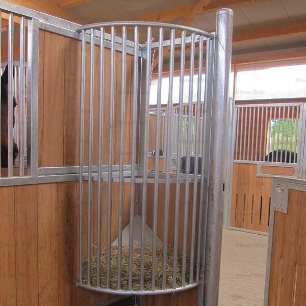 rack horse slow and outdoor equestrian pacefeeder indoor feeder the hereford hay