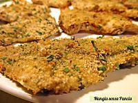 Filetti di pesce gratinati light - Mangia senza Pancia