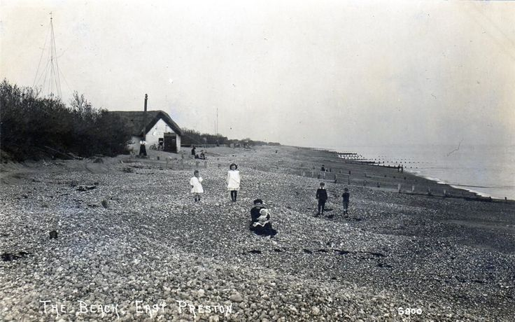 Beach, East Preston