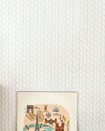Leya Soft Grey/Cream White från Majvillan