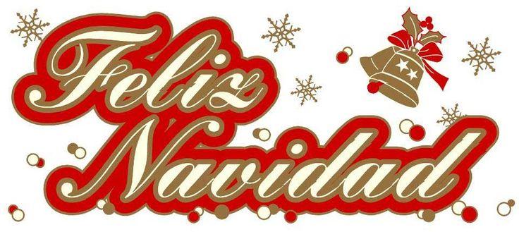 """""""Merry Christmas"""" in Spanish  Te deseamos una muy feliz navidad - Carteles con"""