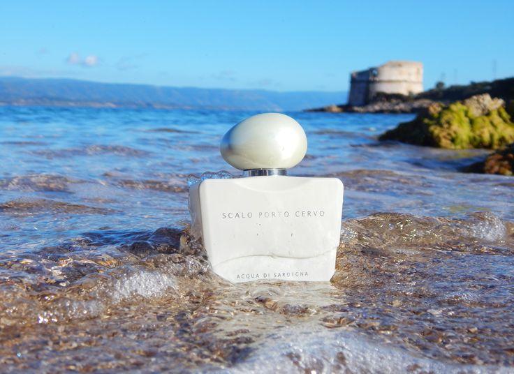 La freschezza di Scalo Porto Cervo Woman e la bellezza del mare cristallino di quest'Isola...