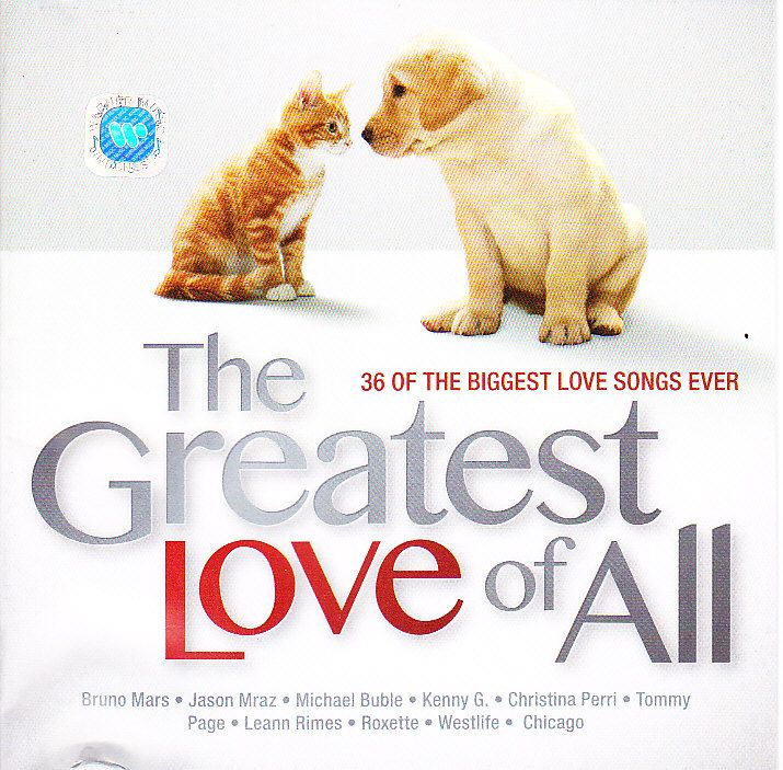 List of greatest love songs of all time