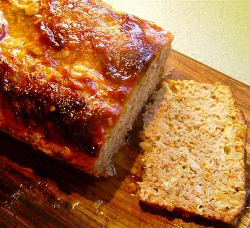 Meatloaf With Cheese and Bacon and a Bit of a Bite | Recipe