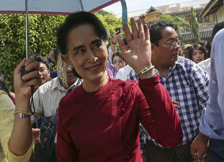 Birmanie : Suu Kyi furieuse d'être interviewée par une «musulmane» Check more at http://info.webissimo.biz/birmanie-suu-kyi-furieuse-detre-interviewee-par-une-musulmane/