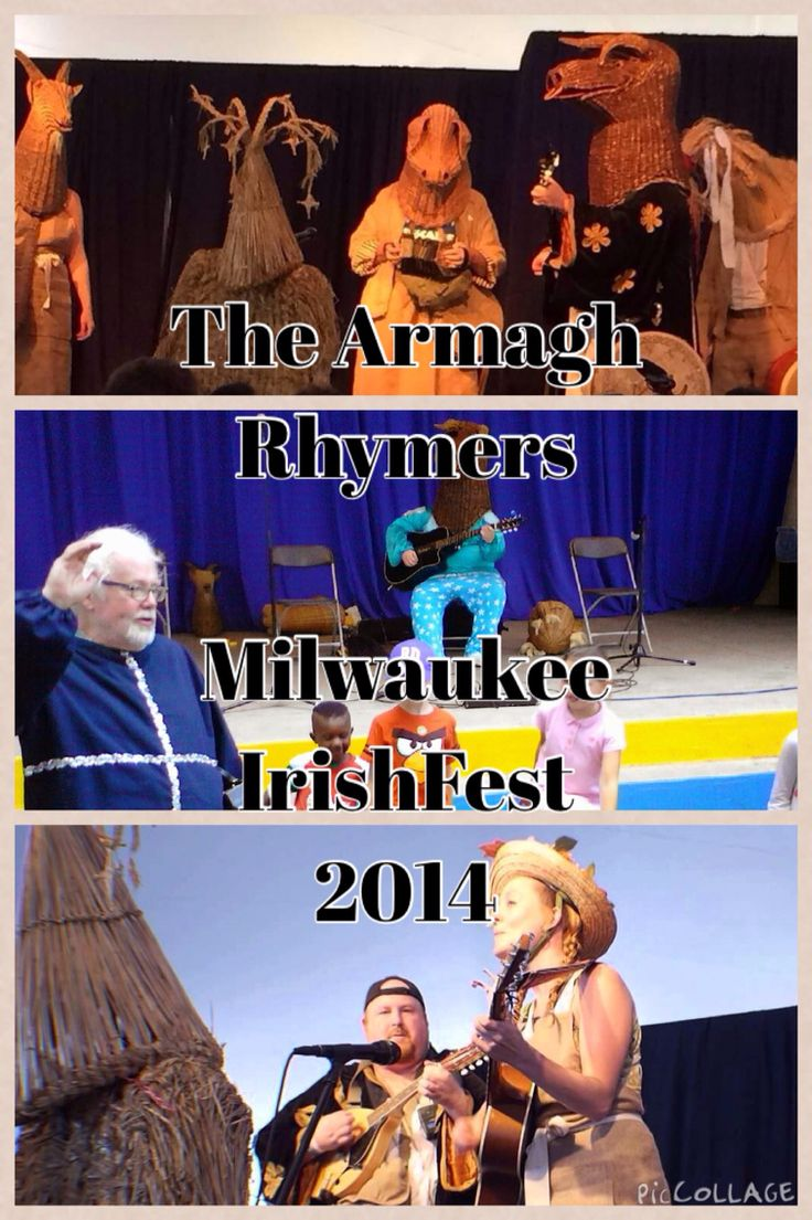 "Milwaukee Irish Fest 2014   Theatre Pavilion: ""The Wake of Brian Boru""  Children's Main Stage: ""The Life of King Brian""  Mummers - Ritual - Drama - Irish Trad & Folk Music - Performance Poetry - Mask - Children's Entertainment - Family Fun - Ancient Tradition"