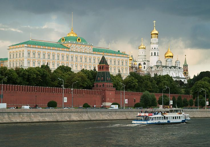 Dear friends around the world! New offers online in Russia (Russian Federation) + new offers online in other countries worldwide on my homepage www.shoppingintheworld.com (Photo Author: NVO on Wikipedia - Moscow Kremlin, thunderstorm brewing / Russian Federation)