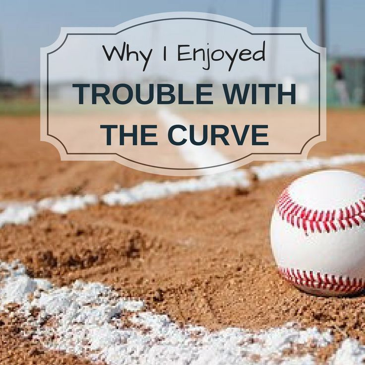 The Amy Adams/Clint Eastwood baseball movie Trouble with the Curve recently came to Netflix. I'd heard of it before, was vaguely aware that I'd heard of it in a positive light, but didn…