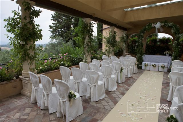 Dream Wedding - Antica Fattoria di Paterno www.fattoriapaterno.it