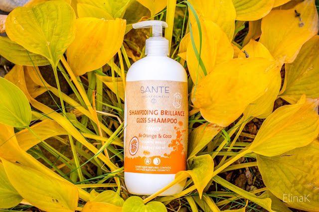 Elina K: Mietteitä luonnonkosmetiikan shampoista