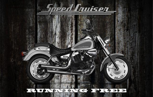 Speed Cruiser en Motos Terry