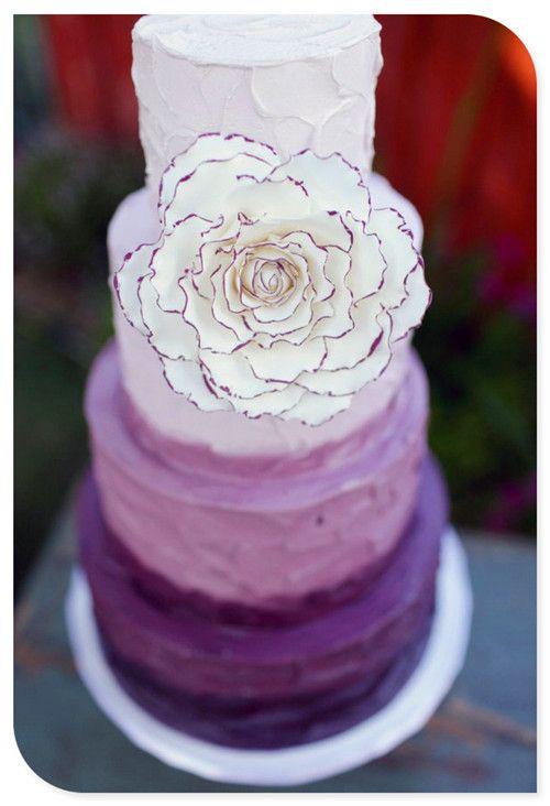 wedding cakes purple cakes purple wedding themes spring wedding cakes