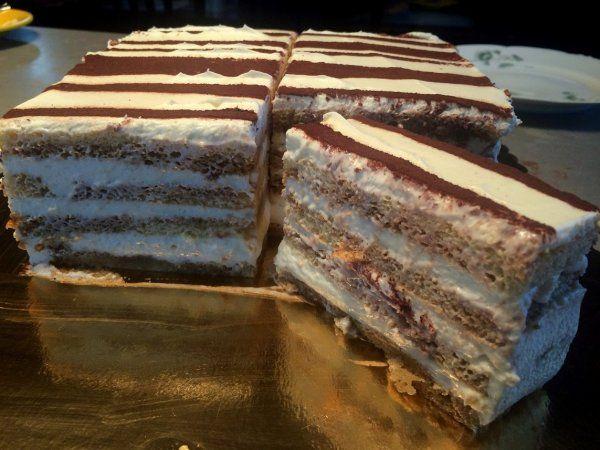 Tiramisu torta a la Mary Berry