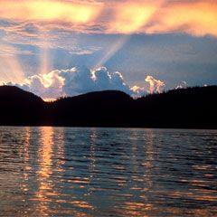 Montana State Parks :: Whitefish Lake
