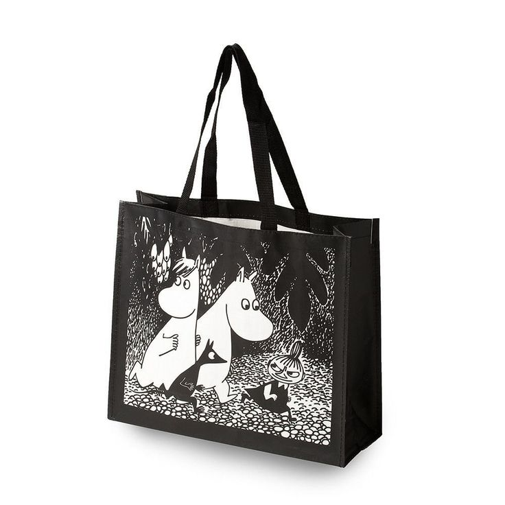 Moomin in the woods bag - The Official Moomin Shop