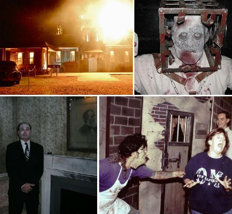 Bates Motel & Haunted Hayride