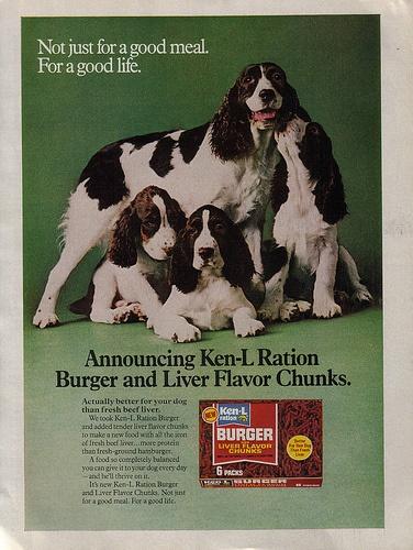 Ken-L Ration Dog Food...